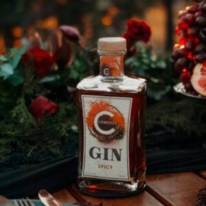 Commozi Gin Spicy