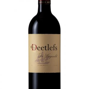 Deetlefs Estate De Hageveld Red 2017