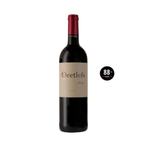 Deetlefs Estate Merlot 2017