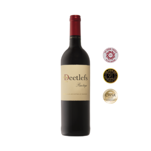 Deetlefs Estate Pinotage 2016