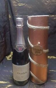 Deetlefs MCC Pinotage  + Copper Tube