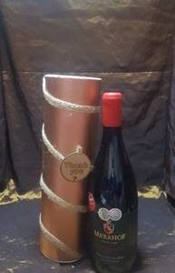 Meerhof Premium Premium Red Blend (Shiraz/Grenache) + Copper Tube