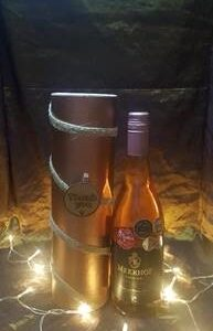 Meerhof Premium Rose Grenache Rose + Copper Tube