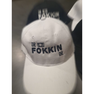 Fokkin Embroidered Caps